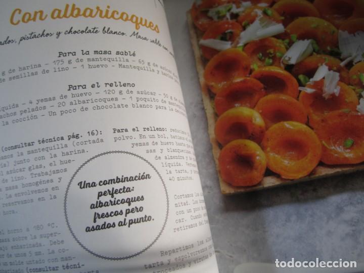 Libros de segunda mano: libro tartas para todo el año recetas dulces y saladas virgine garnier - Foto 3 - 165138702