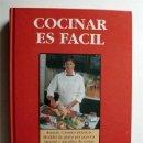 Libros de segunda mano: COCINAR ES FÁCIL. MONTSERRAT SEGUÍ DE QUERALT . Lote 165259498