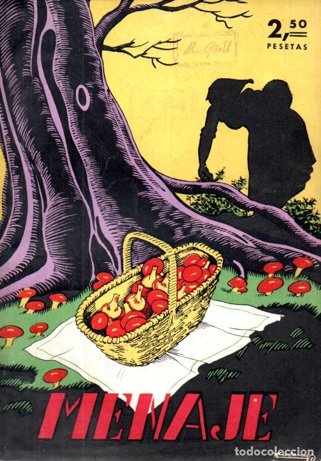 MENAJE Nº 143 NOVIEMBRE 1942 (Libros de Segunda Mano - Cocina y Gastronomía)