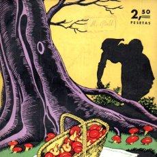 Libros de segunda mano: MENAJE Nº 143 NOVIEMBRE 1942. Lote 165390970