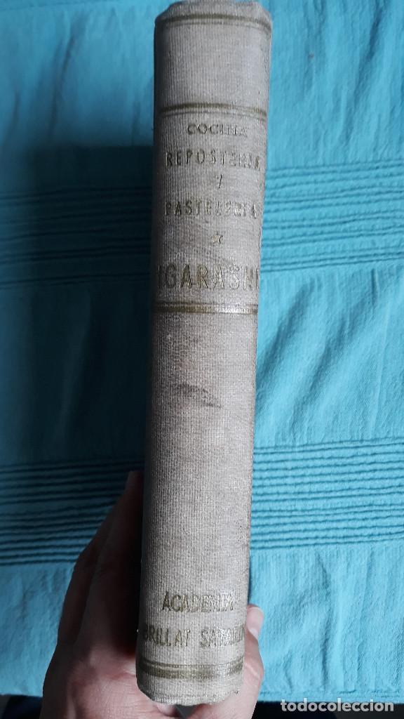 Libros de segunda mano: RECETARIO DE COCINA RESPOSTERIA Y PASTELERIA IGARASHI POR SINJI IGARASHI 1958 BUENOS AIRES - Foto 6 - 165604998