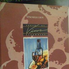 Libros de segunda mano - CURSO DE VINOS ESPAÑOLES. HISTORIA DEL VINO ESPAÑOL - 165609078