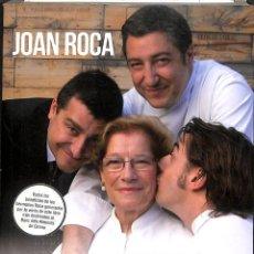 Libros de segunda mano: LAS MEJORES RECETAS DE MI MADRE - JOAN ROCA. Lote 166191790