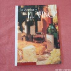 Libros de segunda mano: LIBRO LA COCINA Y EL VINO (MAURICIO WIESENTHAL). Lote 167247350
