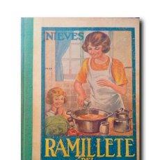 Gebrauchte Bücher - RAMILLETE DEL AMA DE CASA. Nieves - 167734856