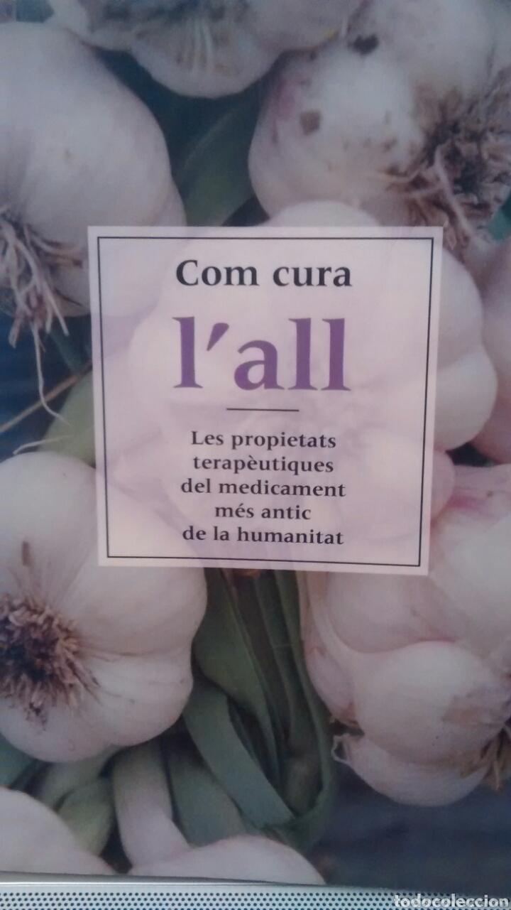 COM CURA L´ALL DE JOSEP LLUIS BERDONCES (LA MAGRANA) (Libros de Segunda Mano - Cocina y Gastronomía)