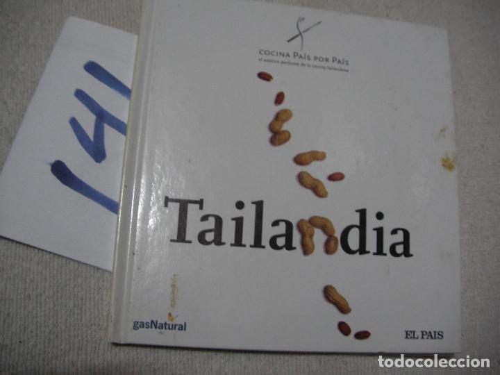 COCINA PARA TODOS - TAILANDIA (Libros de Segunda Mano - Cocina y Gastronomía)