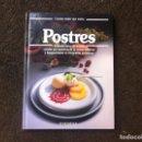 Libros de segunda mano: POSTRES, COCINAR MEJOR QUE NUNCA. ANNETTE WOLTER. ED. EVEREST, 1995. Lote 168088212
