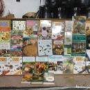 Libros de segunda mano: 35 LIBROS DE GASTRONOMÍA Y RECETAS . Lote 168351096