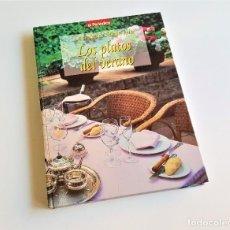 Libros de segunda mano: LOS PLATOS DEL VERANO, LA COCINA DE SIEMPRE II - EL PERIODICO - 22.5X30.CM. Lote 168744784