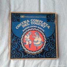 Libros de segunda mano: COCINA COMPLETA DEL YOGURT. EDICIONES ESPECIALES. Lote 168811324
