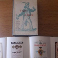 Libros de segunda mano: I VINI D'ITALIA / CON NUMEROSAS ETIQUETAS / LUIGI VERONELLI / EDI. CANESI / 4ª EDICIÓN 1962 / CON ES. Lote 169722596