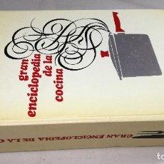 Livres d'occasion: GRAN ENCICLOPEDIA DE LA COCINA - CIRCULO DE LECTORES. Lote 169773476