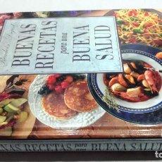 Libros de segunda mano: BUENAS RECETAS PARA UNA BUENA SALUD - READERS DIGEST. Lote 169789052