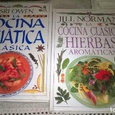 Libros de segunda mano: 26-ENCICLOPEDIA COCINA CLASICA, 9 TOMOS. Lote 171369284