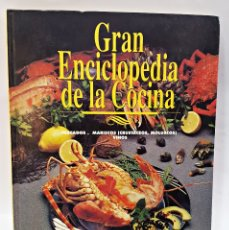 Libros de segunda mano: GRAN ENCICLOPEDIA DE LA COCINA ABC TOMO 3. Lote 172473569