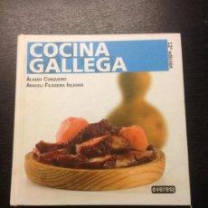 Libros de segunda mano: COCINA GALLEGA, CUNQUEIRO, ALVARO Y FILGUEIRA IGLESIAS, ARACELI, 2010. Lote 172604690