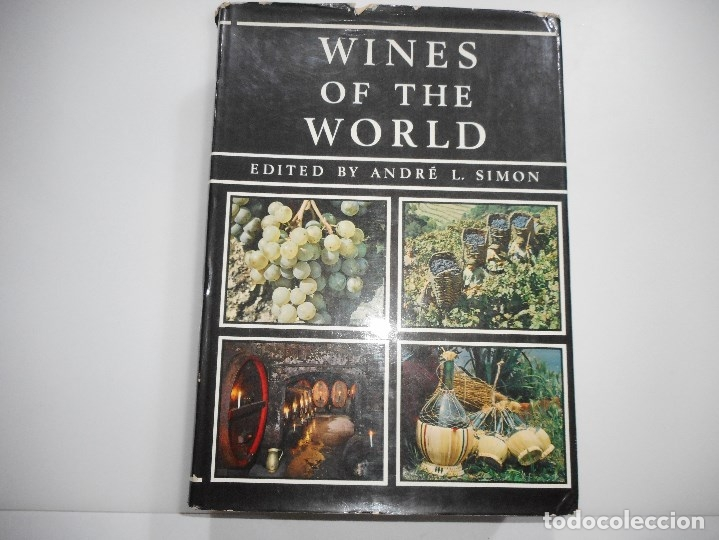 Libros de segunda mano: VV.AA Wines of the world (inglés) Y95524 - Foto 1 - 173174364