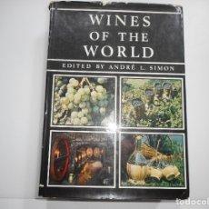 Libros de segunda mano: VV.AA WINES OF THE WORLD (INGLÉS) Y95524 . Lote 173174364