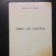 Libros de segunda mano: LIBRO DE COCINA, ARBULO, CARMEN R. DE, 1966. Lote 173775300