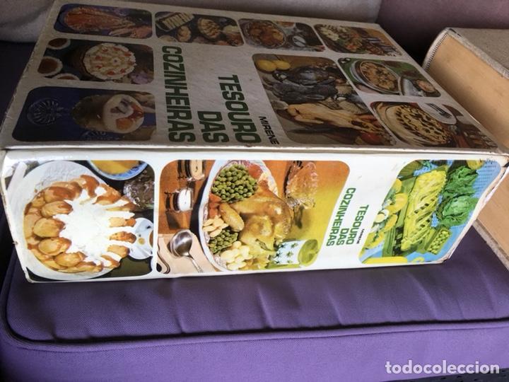 Libros de segunda mano: Libro cocina tesouro das cozinheiras mirene - Foto 2 - 175049778