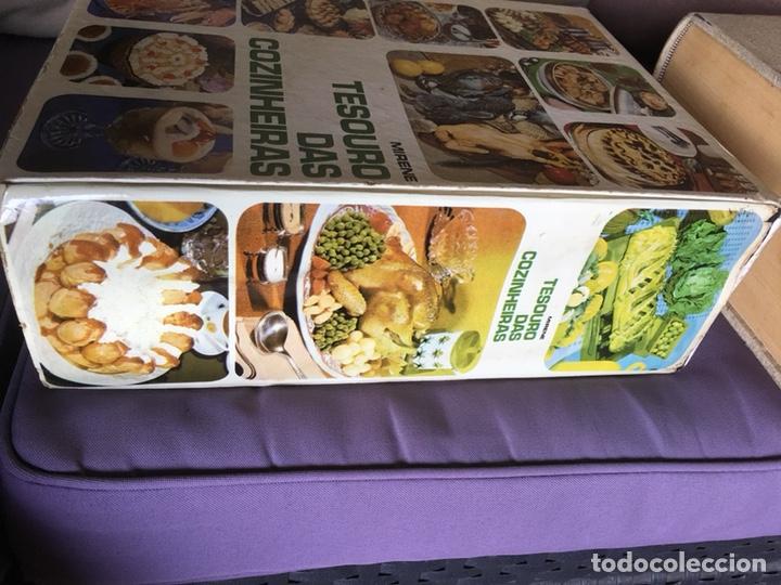 Libros de segunda mano: Libro cocina tesouro das cozinheiras mirene - Foto 3 - 175049778