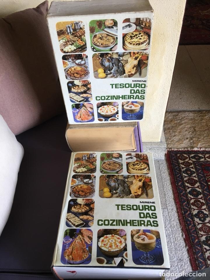 Libros de segunda mano: Libro cocina tesouro das cozinheiras mirene - Foto 4 - 175049778