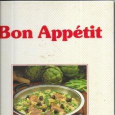 Libros de segunda mano: == J12 - BON APPÉTIT - EL RECETARIO DE COCCIÓN AMC PARA LA COCINA MODERNA. Lote 175088397