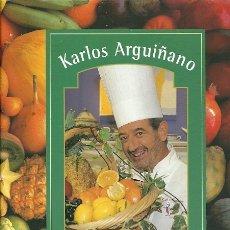 Libros de segunda mano: FRUTAS GUIAS DE ALIMENTACION Y NUTRICION KARLOS ARGUIÑANO CIRCULO DE LECTORES . Lote 175461019