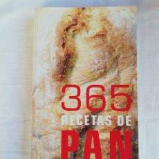 Libros de segunda mano: 365 RECETAS DE PAN. ANNE SHEASBY. EDITORIAL BLUME.. Lote 175528504