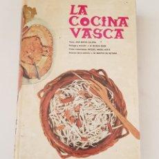 Libros de segunda mano: LA COCINA VASCA , ANA MARIA CALERA - TDK357. Lote 175633110