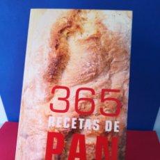Libros de segunda mano: 365 RECETAS DE PAN / ANNE SHEASBY / BLUME, 2006. Lote 175886169