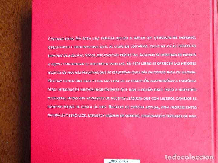 Libros de segunda mano: EL SABOR DE NUESTRA COCINA - RECETAS DE NUESTROS SOCIOS - CIRCULO DE LECTORES - Foto 2 - 234427610