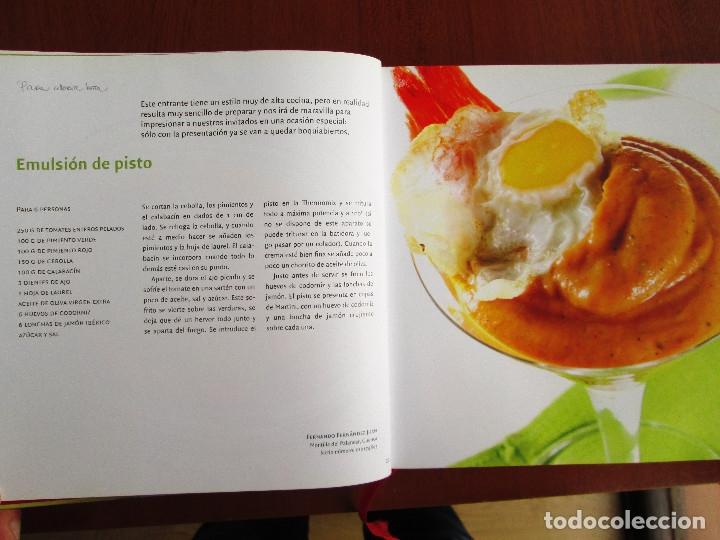 Libros de segunda mano: EL SABOR DE NUESTRA COCINA - RECETAS DE NUESTROS SOCIOS - CIRCULO DE LECTORES - Foto 4 - 234427610