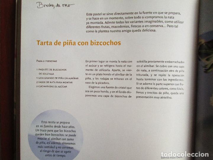 Libros de segunda mano: EL SABOR DE NUESTRA COCINA - RECETAS DE NUESTROS SOCIOS - CIRCULO DE LECTORES - Foto 8 - 234427610