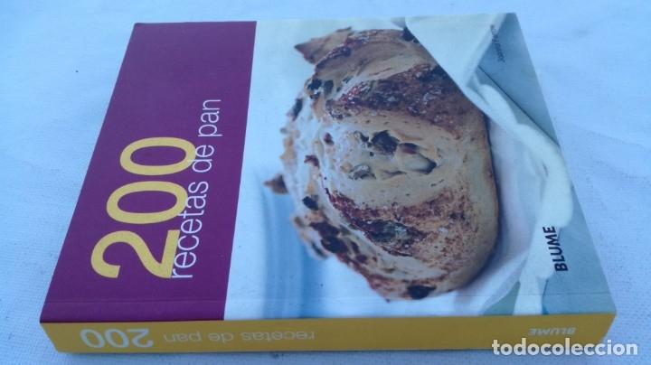 200 RECETAS DE PAN - BLUME JOANA FARROW/ G101 (Libros de Segunda Mano - Cocina y Gastronomía)