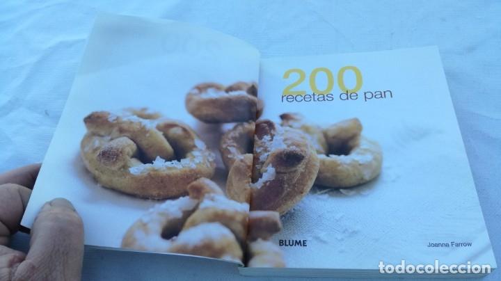 Libros de segunda mano: 200 RECETAS DE PAN - BLUME JOANA FARROW/ G101 - Foto 3 - 176414163