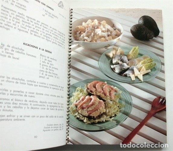 Libros de segunda mano: Mis Cenas. Puchi Fernández Albors - Foto 3 - 176603890