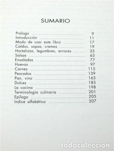 Libros de segunda mano: Mis Cenas. Puchi Fernández Albors - Foto 4 - 176603890