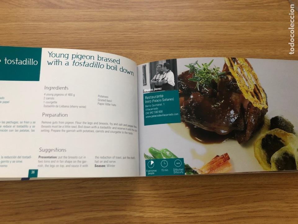 Libros de segunda mano: Recetario gastronómico de Cantabria - Foto 2 - 177051149