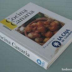 Libros de segunda mano: COCINA CANARIA, MAS DE 400 RECETAS DE ENYESQUES CONDUTOS Y GUANIJAIS – RARO EJEMPLAR VEASE SUMARIO. Lote 194714912