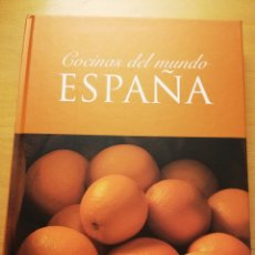 Libros de segunda mano: ESPAÑA. COCINAS DEL MUNDO (BEVERLY LEBLANC). Lote 178954557