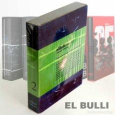 Libros de segunda mano: EL BULLI TOMO 2. FERRÁN ADRIÁ. NUEVO PRECINTADO DVD. OFERTA. Lote 173124647