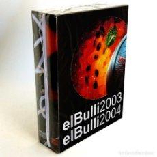 Libros de segunda mano: EL BULLI TOMO 4. FERRÁN ADRIÁ. NUEVO PRECINTADO DVD. ¡OFERTA!. Lote 98325816