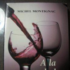 Libros de segunda mano: MICHEL MONTIGNAC. Lote 179110045