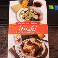 Libros de segunda mano: SUSHI. Lote 179395957