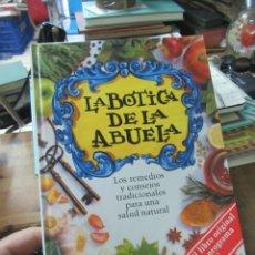 Libros de segunda mano: LA BOTIGA DE LA ABUELA. ART.548-338. Lote 180096466