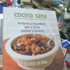 Libros de segunda mano: COCINA SANA, SOPHIE BRAIMBRIDGE. ART.548-342. Lote 180097933