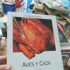 Libros de segunda mano: AVES Y CAZA, SALVAT. ART.548-344. Lote 180098067