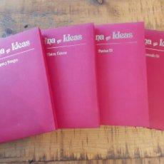 Libros de segunda mano: LOTE DE 4 LIBROS - COCINA CON IDEAS MONTENA-MONDIBERICA. Lote 180419011